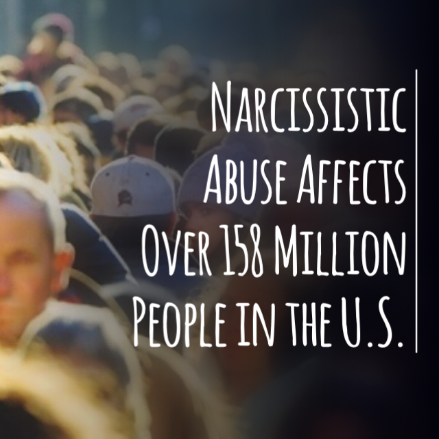 Narcissistic Abuse Affects Over 158 Million People in the U.S.